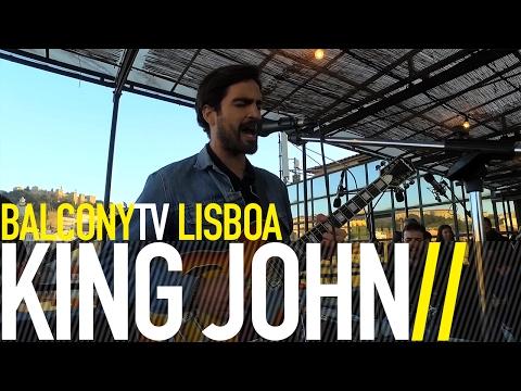 KING JOHN - NEVERMORE (BalconyTV)