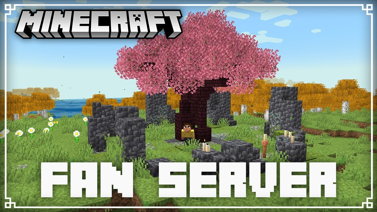 I'm opening a new Fan server for 1.17!