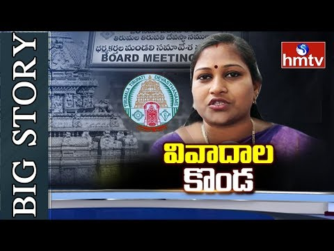 TDP MLA Anitha Christian Controversy | Big Story | Telugu News | hmtv