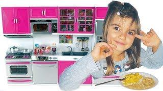 كوكتيل اطفال |  داليا تساعد ابوها في الطبخ |  Dalia in the kitchen