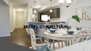 Tour of The Brand New Model at Smithton Crossing Condos