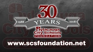 Sylacauga City Schools Foundation 30 Year Celebration Special