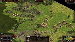 Age of Empires: Definitive Edition - 3v3 RM Sumerians Highlands - eartahhj - 02/09/2019