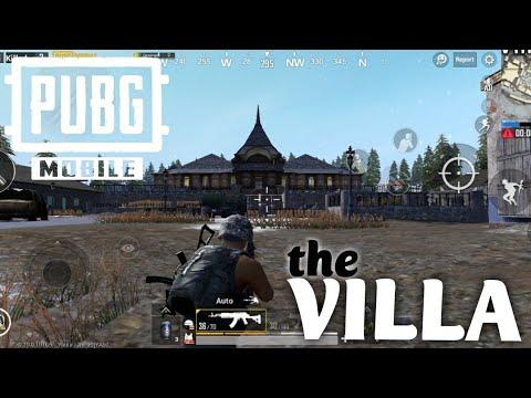 The Villa New Vikendi Map Pubg Mobile Update Youtube