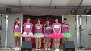 20160730 ニイガタパフォーマンススクール(N.P.S) 横越商工大祭