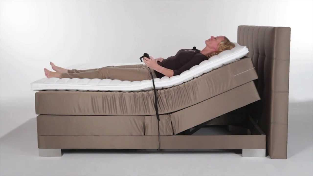 Was ist ein Boxspring-Bett? - YouTube