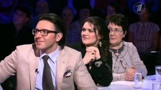 Дима Билан - Проводы Дины Гариповой на Евровидение 2013 (Сегодня вечером))
