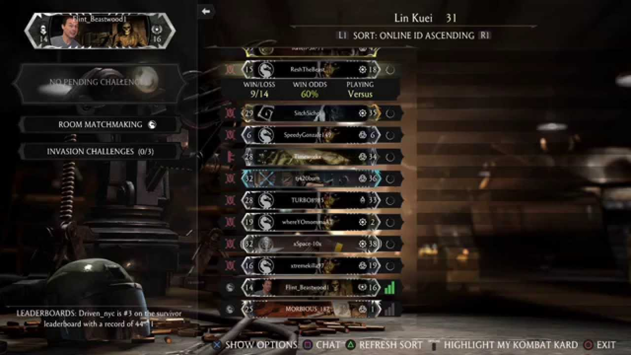 Mortal Kombat X - Netcode Review And Online Game Modes (PS4 / PC)