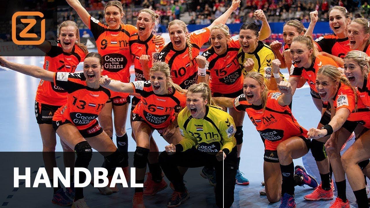 d761b8620ad Kijk live handbal: Nederland vs Wit-Rusland | Handbal | Nieuws ...