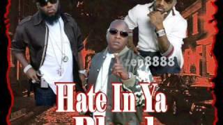 JD feat Jadakiss & Freeway - Hate In Ya Blood [2001]
