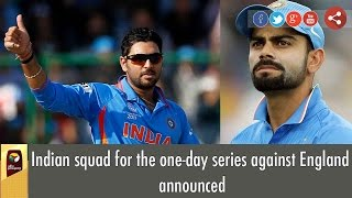 BREAKING: Indian Squad Details, Virat Kohli to Lead in ODIs, T20Is vs England