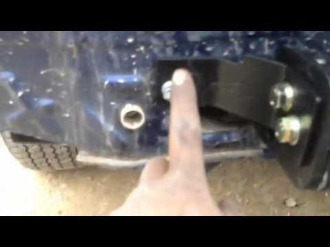 Attelage Remorque Nissan X Trail Youtube
