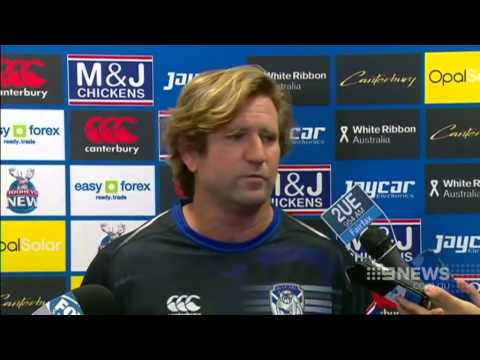 Hasler to refer to NRL refs as 'Voldemorts' LMAO!!