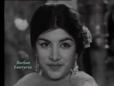 MALA BEGUM      OLD PAKISTANI URDU FILM SONG   YouTube