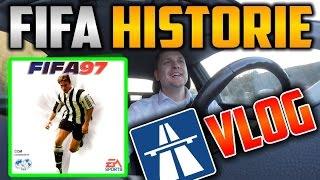 Meine FIFA HISTORIE: 20 JAHRE FIFA   AUTOBAHN VLog