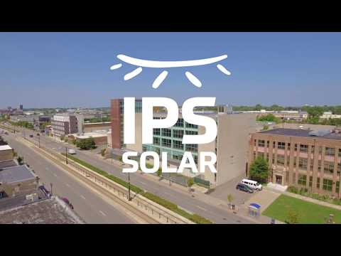 IPS Solar Green Line Portfolio Tour