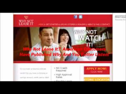 WHY NOT LEASE IT?  3rd Letter/ Video To Warn The PUBLIC About Saving Their Money  Dec 1, 2017  .mp4