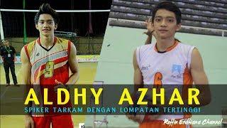 Aldhy Azhar Spiker Bola Voli Tampan Dengan Lompatan Tertinggi Di Indonesia