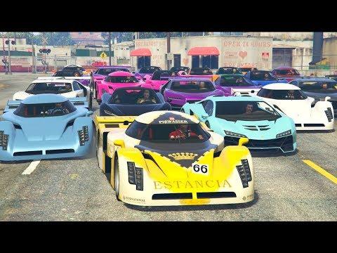 THE ALT F4 RACE! - GTA 5 Funny Moments #705