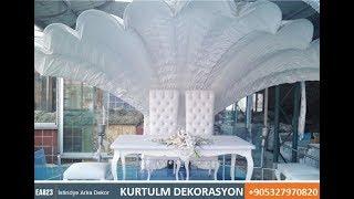 Düğün Salonu için dekorasyon malzemeleri imalat toptan satış