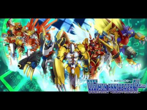 Digimon Fusion Theme Song Extended Loop Version