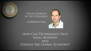 Steven Aldrich: How Can Technology Help Small Business