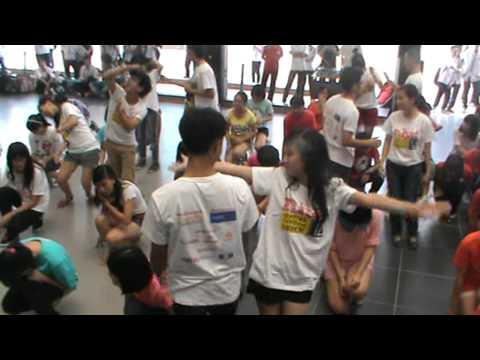 Crowd dance TPHT Hà Nội - Amsterdam