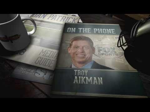 Troy Aikman on The Dan Patrick Show (Full Interview) 10/17/16