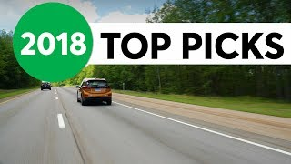 Consumer Reports' 2018 Top Picks