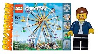 Lego Investing Ferris Wheel 10247
