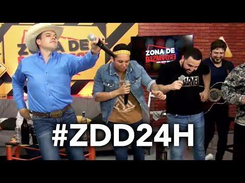 Maratón #ZDD24H Con Invitados De Lujo (programa Completo).