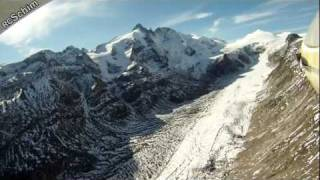 Großglockner soaring with Cularis at the highest peak of the austrian alps - RCSchim
