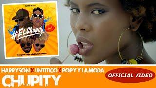 HARRYSON DJ UNIC UN TITICO POPY Y LA MODA - CHUPITY - (OFFICIAL VIDEO) CUBATON 2019