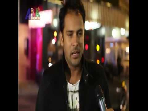 AMRINDER GILL interview