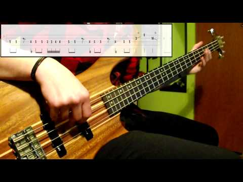 Primus - Wynona's Big Brown Beaver (Bass Cover) (Play Along Tabs In Video)