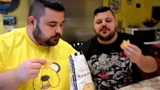 Ciccio Vs: Le Chips Tedesche incazzate Nere...