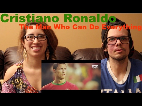 Cristiano Ronaldo - The Man Who Can Do Everything Reaction!