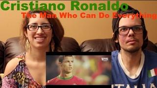 Cristiano Ronaldo - The Man Who Can Do Everything Reaction!