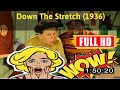 [ [AWESOME!] ] No.80 @Down the Stretch (1936) #The5988ajwbm