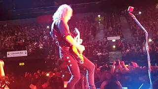 Metallica Intro & Hardwired Birmingham (30.10.2017)