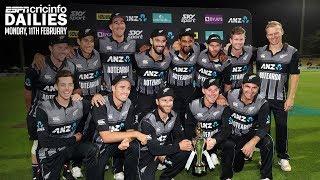 New Zealand end India