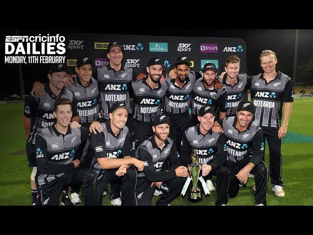 New Zealand end India's T20I streak   Daily Cricket News