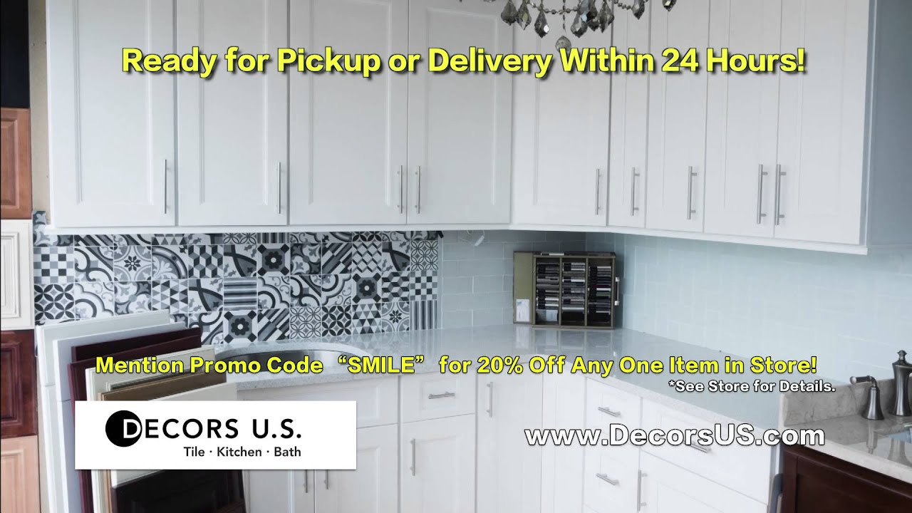 Decors U.S- Tile, Kitchen & Bath - YouTube