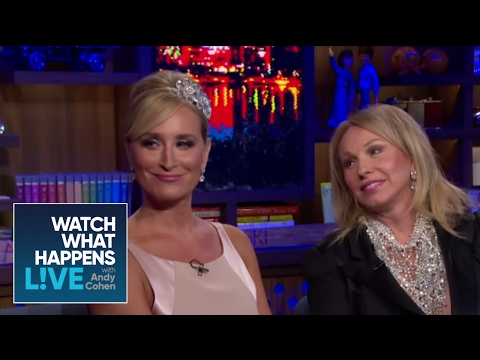 Real Housewives Sonja Morgan and Lea Black: True or False?  WWHL