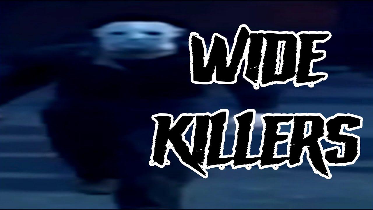 Wide Dead By Daylight killers walking