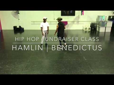 Hip Hop with Hamlin at Elite Dance Company