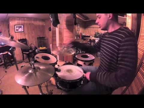 SallyDrumz - Asking Alexandria - Here I Am Drum Cover