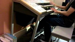 Bad Romance on YAMAHA STAGEA ELS-01C Electone Organ
