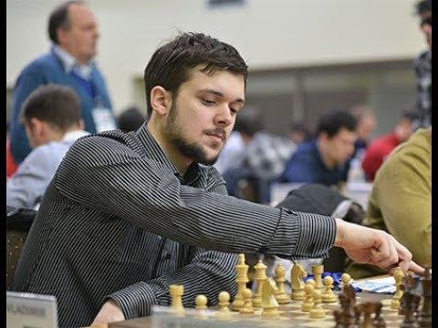 Vladimir Fedoseev - Maxim Matlakov, Moscow 2017.