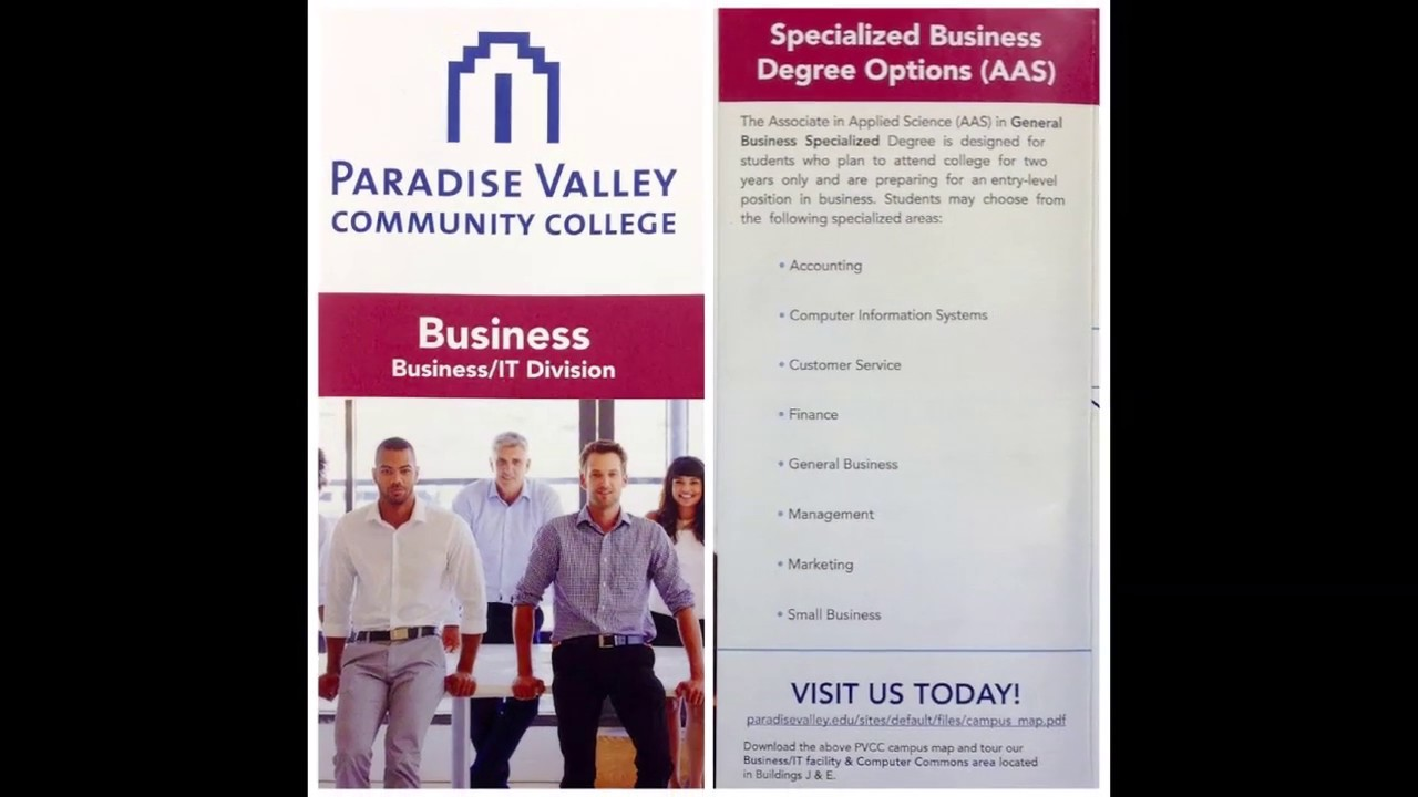 Paradise Valley Community College Campus Map.Eec Aspire Video Youtube